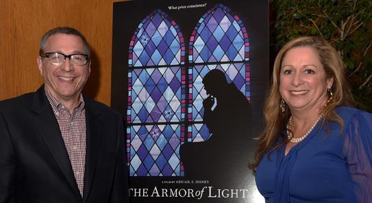 Rob Schenck and Lucy McBath